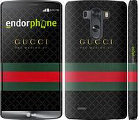 """Чехол на LG G3 dual D856 Gucci 1 """"451c-56"""""""