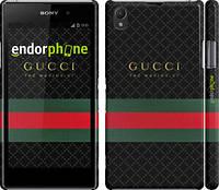 """Чехол на Sony Xperia Z1 C6902 Gucci 1 """"451c-38"""""""