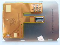 Samsung F480 телефона дисплей.