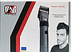 Машинка - триммер для стрижки волос PROMOTEC PM-358 с насадками, фото 5