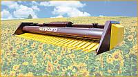 Жатка  для уборки подсолнечника Sunfloro New (Санфлоро Нью) – 7,4