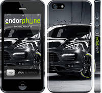 "Чохол на iPhone 5s Porsche cayenne ""2949c-21"""