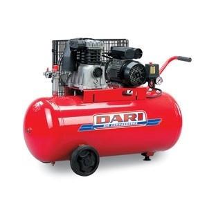 Компрессор поршневой одноступенчатый, с ременной передачей, (220V) Mistral 90/490-3M (DARI, Италия)