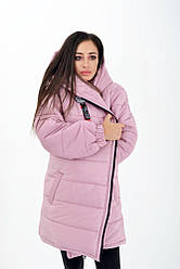 Куртка женская 111R003 цвет Пудровый