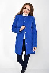 Пальто женское 104R1270 цвет Синий