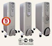 Радиатор масляный электрический 1,2 кВт