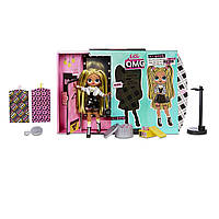 Кукла  L.O.L. Surprise!  ЛОЛ Сюрприз! ОМГ 2 -я серия АльтГерл  O.M.G. alt Grrrl Fashion Doll