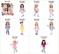 Кукла баттат Battat кулы Glitter Girls 9 видов