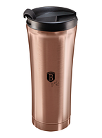 Термокружка Berlinger Haus Metallic Line ROSE GOLD Edition BH 6488 (500 мл.)