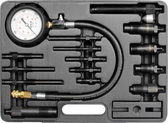 Компрессометр для дизельных двигателей YATO YT-7307 (Польша)