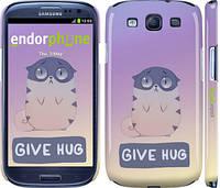 """Чохол на Samsung Galaxy S3 i9300 Give Hug """"2695c-11"""""""