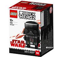 Lego Brick Headz 41619 Дарт Вейдер
