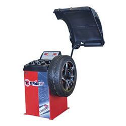 Балансировочный станок (вес колеса 65кг) BRIGHT CB910GBS 220V (Китай)