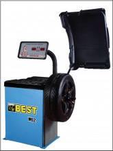 Полуавтоматический балансировочный стенд BEST W62