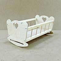 """Кровать игрушечная """"Анна"""" бланже"""
