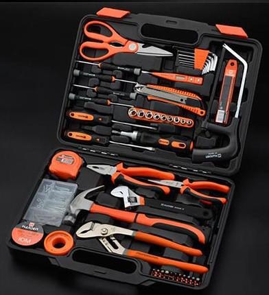 Универсальный набор инструментов для дома 63 пр. Harden Tools 511012