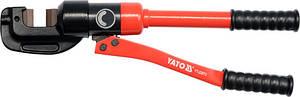Ножницы гидравлические для проволоки Ø=4-20 мм YATO YT-22872 (Польша)