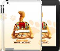 "Чехол на iPad 2/3/4 Гарфилд ""669c-25"""