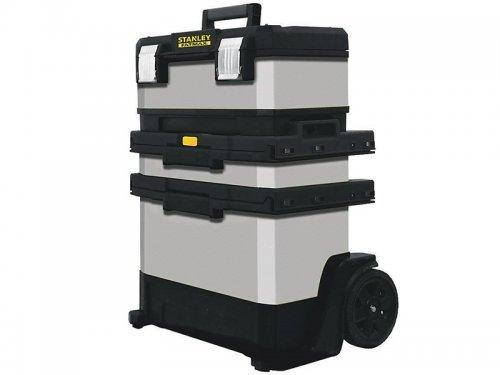 "Ящик для инструмента ""FATMAX"" металло-пластиковый на 2-х колесах STANLEY FMST1-75506"