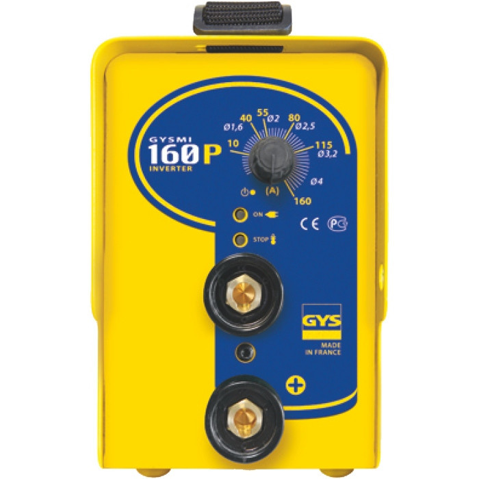Зварювальний інвертор GYSMI 160 P GYS 030077 (Франція)