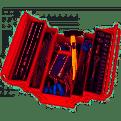 Набор инструментов  66 ед. в ящике King Tony 902-066MR (Тайвань)