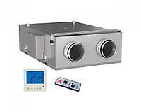 Приточно-вытяжные установки с рекуперацией тепла серии ВЕНТС ВУЭ2 150 П ЕС КОМФО