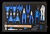 Тележка с инструментом 6 полок King Tony 170 пр. Оптимум TL170, фото 3