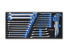 Тележка с инструментом 6 полок King Tony 170 пр. Оптимум TL170, фото 4