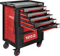 Тележка инструментальная с инструментом 189 предметов YATO YT-55292 (Польша)