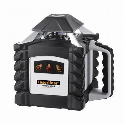 Автоматический ротационный лазер Quadrum 410 S Laserliner 053.00.07A