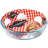 Форма для пирога круглая O Cuisine 26см 2.1л 828BC00