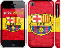 "Чохол на iPhone 3Gs ФК Барселона 1 ""2301c-34"""