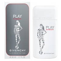 GIVENCHY PLAY IN THE CITY FOR HER - Парфюмированная вода