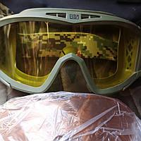 Очки тактические противоударные BOLLE X1000