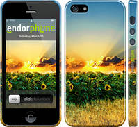 """Чохол на iPhone 5s Україна """"1601c-21"""""""