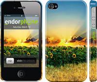 """Чехол на iPhone 4 Украина """"1601c-15"""""""