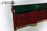 Планка торцевая заборная (ПС-20) RAL, фото 1