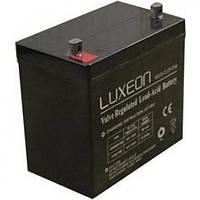 Аккумуляторная батарея LUXEON LX12-65MG 12В 65АЧ