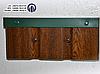 Планка Торцевая заборная - для Пс10 цветная (RAL)