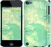 """Чохол на iPod Touch 5 Зелені хвилі """"2696c-35"""""""