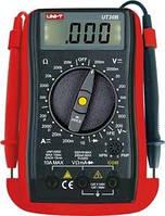 Цифровой мультиметр тестер UNI-T UT30B Измерить Емкость Сопротивление Частота Гц тестер AC / DC
