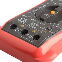 Цифровой мультиметр тестер UNI-T UT30B Измерить Емкость Сопротивление Частота Гц тестер AC / DC , фото 3