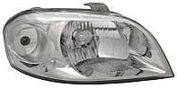 Фара правая Chevrolet Aveo (T250) 2005 - электр., (FPS, FP 1708 R4-P) OE 96650522 - шт.