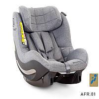 Детское кресло Avionaut AeroFIX-RWF Iso-Fix (гр.1) Grey Melange AV-350.RWF-AF.01