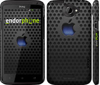 "Чехол на HTC One X apple 2 ""1734c-42"""