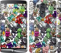 "Чехол на LG G3 D855 Minecraft 3 ""775c-47"""
