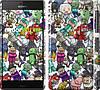 """Чехол на Sony Xperia Z3 D6603 Minecraft 3 """"775c-58"""""""