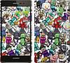 "Чехол на Huawei Ascend P7 Minecraft 3 ""775c-49"""