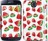 "Чехол на Samsung Galaxy S4 i9500 Арбуз ""2493c-13"""