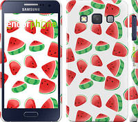 "Чехол на Samsung Galaxy A3 A300H Арбуз ""2493c-72"""